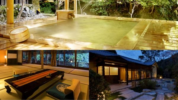 【離れ特別室−清流亭−】露天風呂付き〜限定1室の贅〜