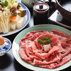 ●お料理を楽しむ● 牛すきやきプラン