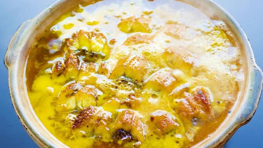 【うなぎの柳川】うなぎと卵が絶妙に絡んで美味しい逸品