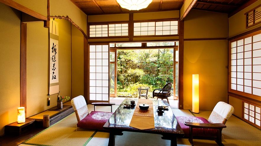 """【東雲-SHINONOME-】小ぶり客室だからこそ""""落ち着くゆとり"""""""