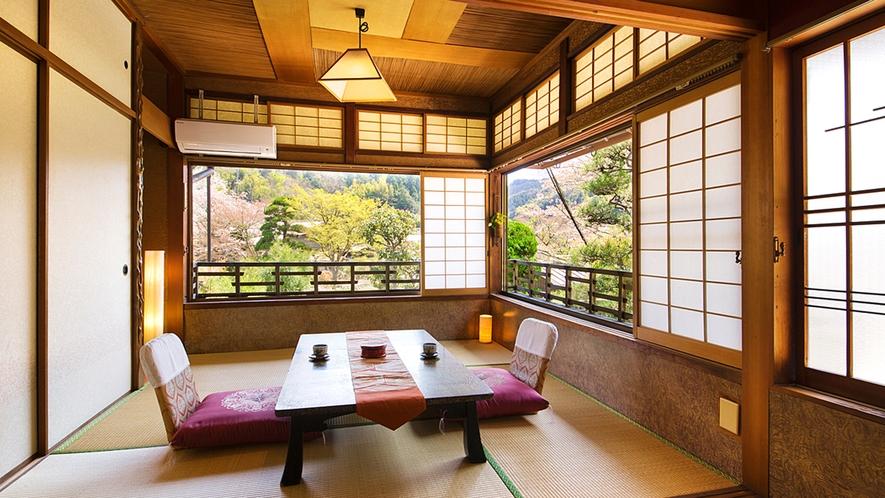【花櫓-HANAYAGURA-】移りゆく季節の美しさにココロ和ませ――