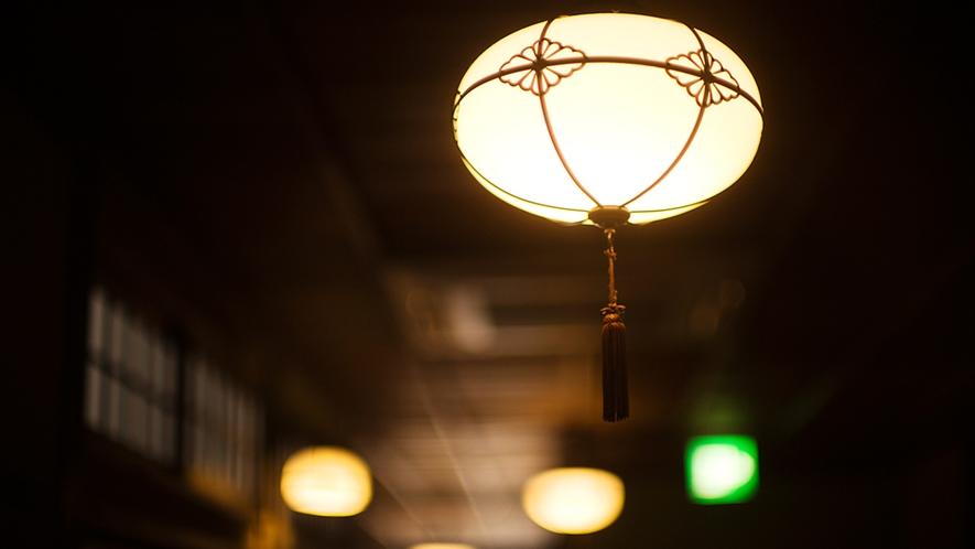 """【館内イメージ】日本のよさを肌で感じる""""束の間の一時"""""""
