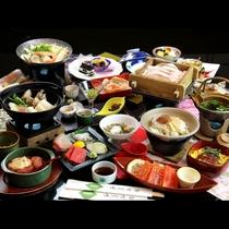 ■【夕食】ぷち愛合膳