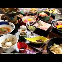 ■【夕食】秋田グルメ堪能会席