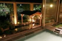 露天風呂夜2
