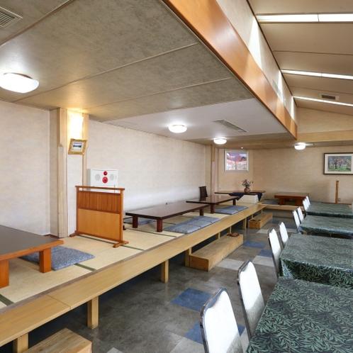 ■食事処『名月庵』 ご夕食・ご朝食会場はこちらです。