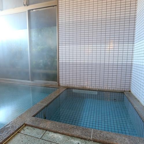 ■外湯 でんき風呂 肩こり・腰痛に効果があります。