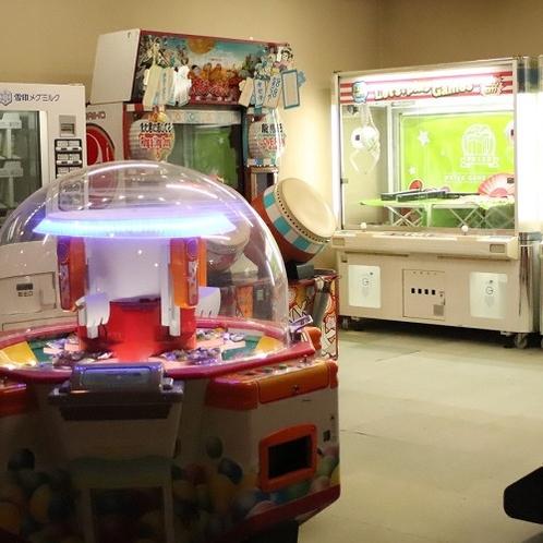 新しくゲームコーナーが新設されました!