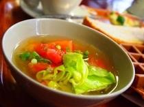 一日の栄養にスープ!