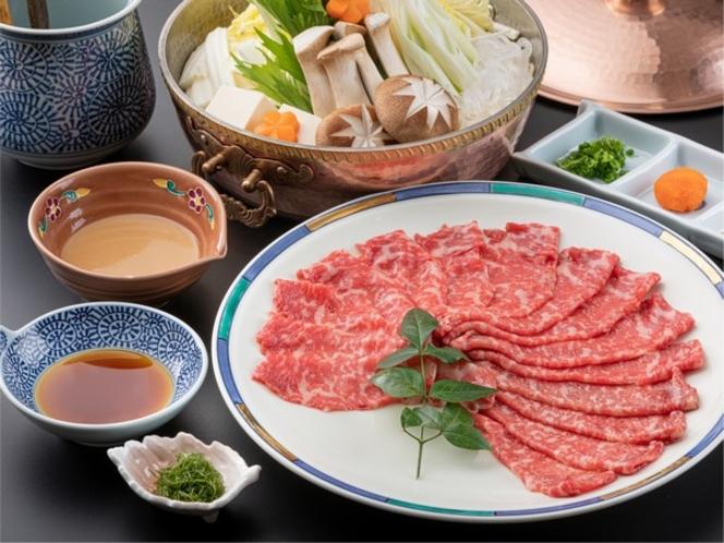 日本料理 春日のホテル最上級会席※写真のお肉・は2人前です。