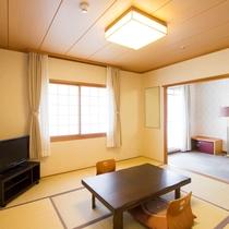 東館海フロア(中庭に面したお部屋)和室8畳(25㎡)