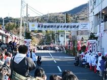 箱根駅伝(1月2・3日)