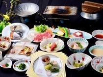 春の夕食イメージ