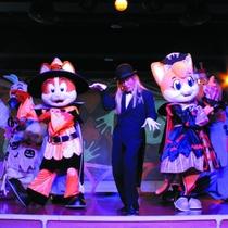 【ラグーナテンボス】ハッピーハロウィン開催!『ガトーズハッピーハロウィーンパーティ』