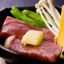 追加料理 三河牛ステーキ