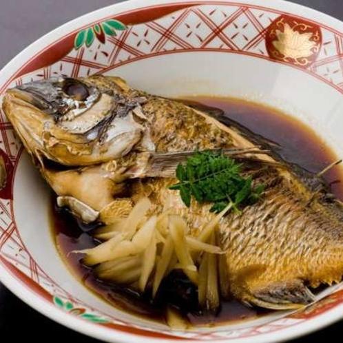 追加料理 季節の煮魚