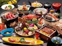 和食会席イメージ【朝風会席】