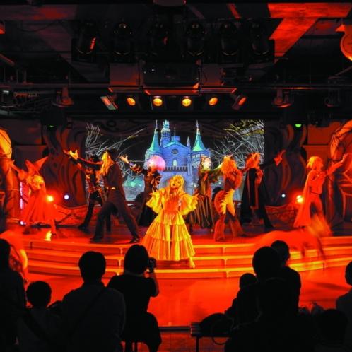 【ラグーナテンボス】ハッピーハロウィン開催!『ホラーサーカス ディアモンスターズ』