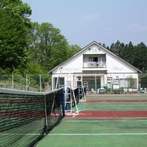 【テニスコート♪1】