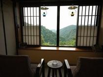 桂秀お部屋からの景色