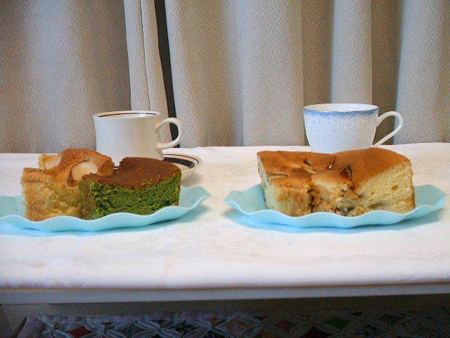 さちこの手作りシフォンケーキ(2名様)