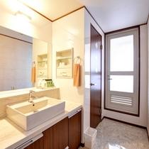 【9F和洋室バスルーム一例】近代的な設備で快適にご利用頂けます。