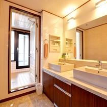 【9F和室バスルーム一例】近代的な設備で快適にご利用頂けます。