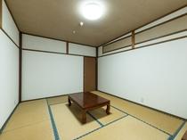 和室1〜4名様(バス・トイレ無し)
