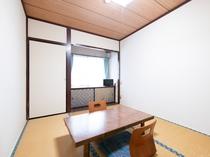 和室二人部屋(バス・トイレ無し)