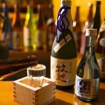 【地酒】厳しい自然が育んだ米と水、そして日本一の越後杜氏。ここから生まれた名酒がお待ちしています。