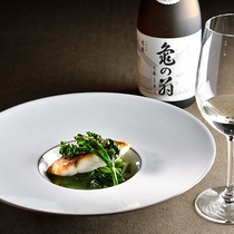 【日本酒×フレンチ】新潟No1きき酒師・酒匠オススメの日本酒ペアリングプラン