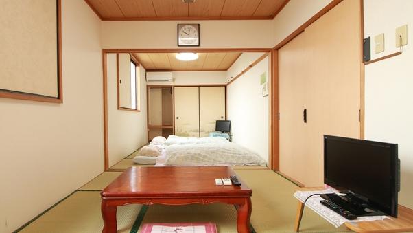 ◆広々くつろぎの和室12畳◆