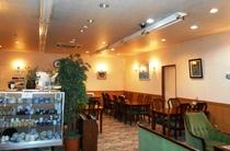 ロビー 食堂