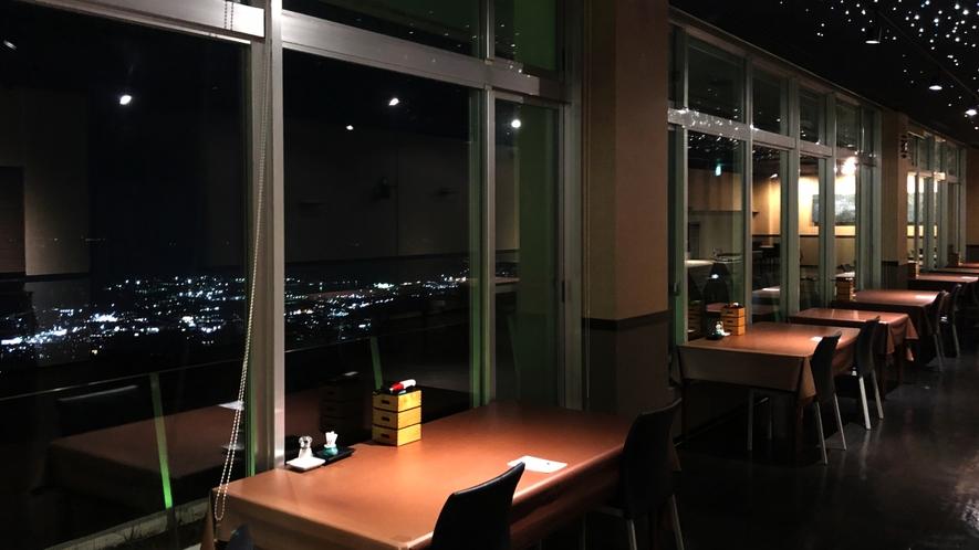 レストランからみる景色