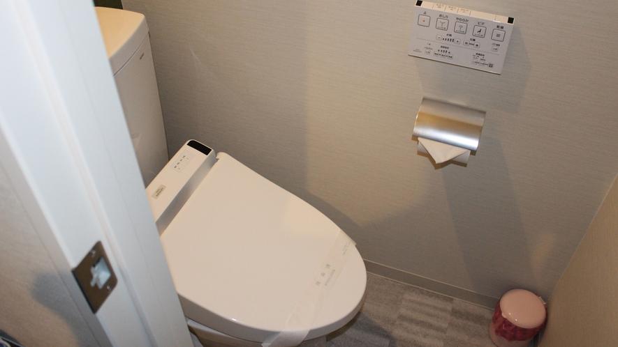 シングルルーム「トイレ」