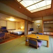 【飛燕閣】和洋特別室(檜風呂付)2