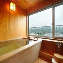 【飛燕閣】和室特別室展望檜風呂