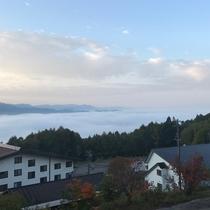 ケルンから早朝の雲海