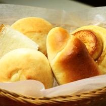 朝食_手づくりパン