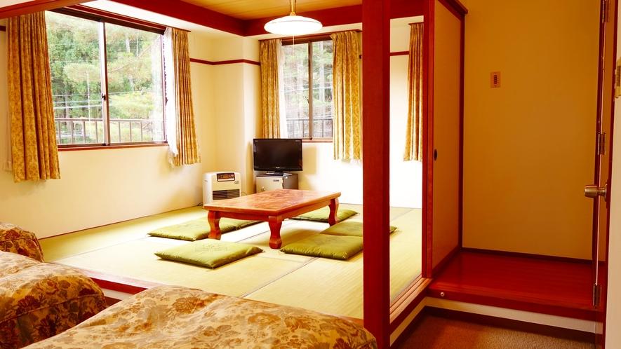 *【4~6名様和洋室】グループに最適なお部屋です。