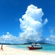 *【はての浜】海に入らなくても、ぼーとしていたくなる島です