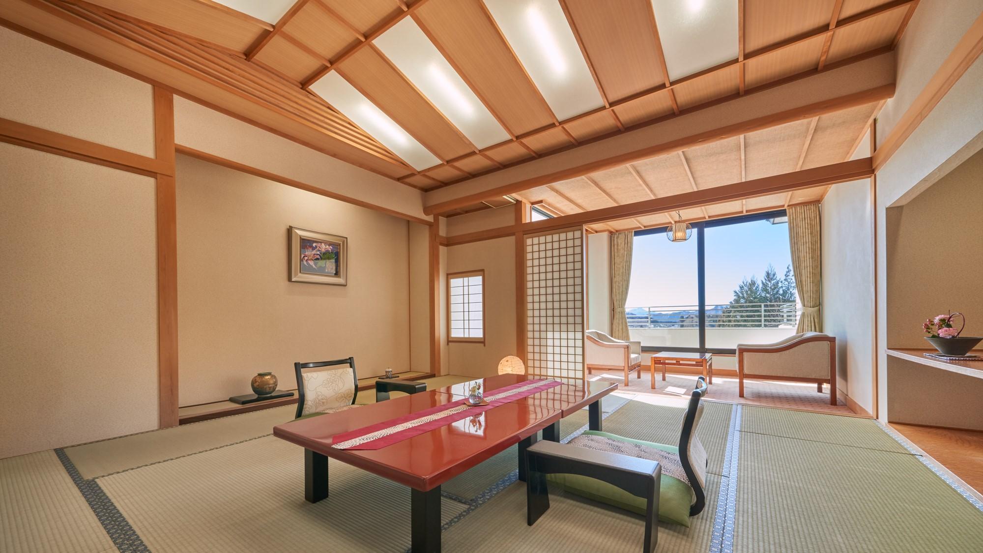 ■別館「静龍」和室 一例