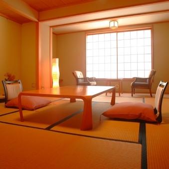 <喫煙>【純和風のお部屋(広縁あり)】和室10畳 山野亭