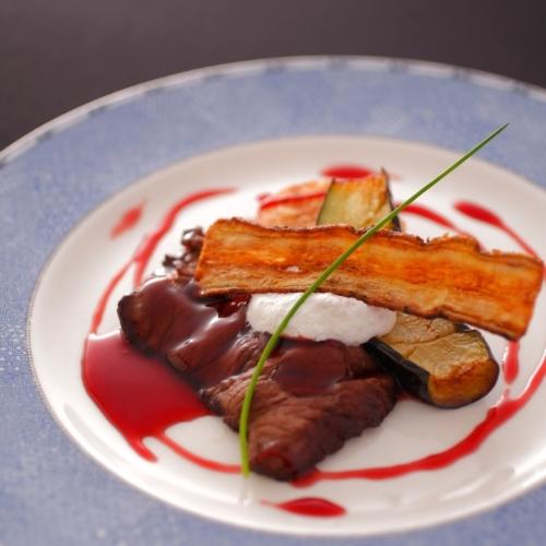 【信州ふ−ど】大鹿村産ジビエは大自然の中育ったお肉が非常に肉厚!