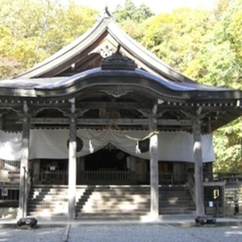 縁結びのパワースポット戸隠神社