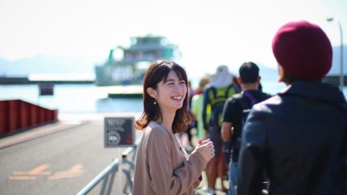 レンタサイクル無料券&もみじ饅頭のお土産付き宿泊プラン