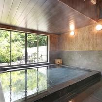 【大浴場内湯】2017年5月リニューアル