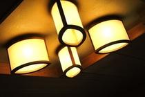 フロント天井照明