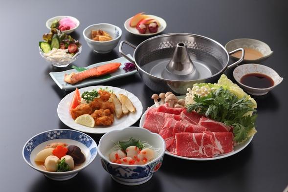 「秋得スペシャル」源泉かけ流しのにごり湯温泉と選べる夕食<遊湯プラン>