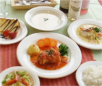 洋風家庭料理